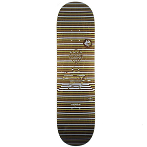 Magenta Ben Gore Perception Skateboard Deck 8.125