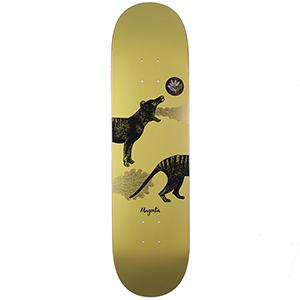 Magenta Tasmanian Tiger Medium 8.25 Skateboard Deck
