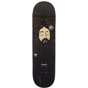 Magenta Vivien Feil Skateboard Deck 8.125