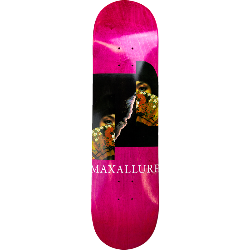 Maxallure The Glorious Out Skateboard Deck 8.12