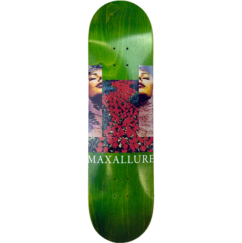 Maxallure The Glorious We Are Skateboard Deck 8.38