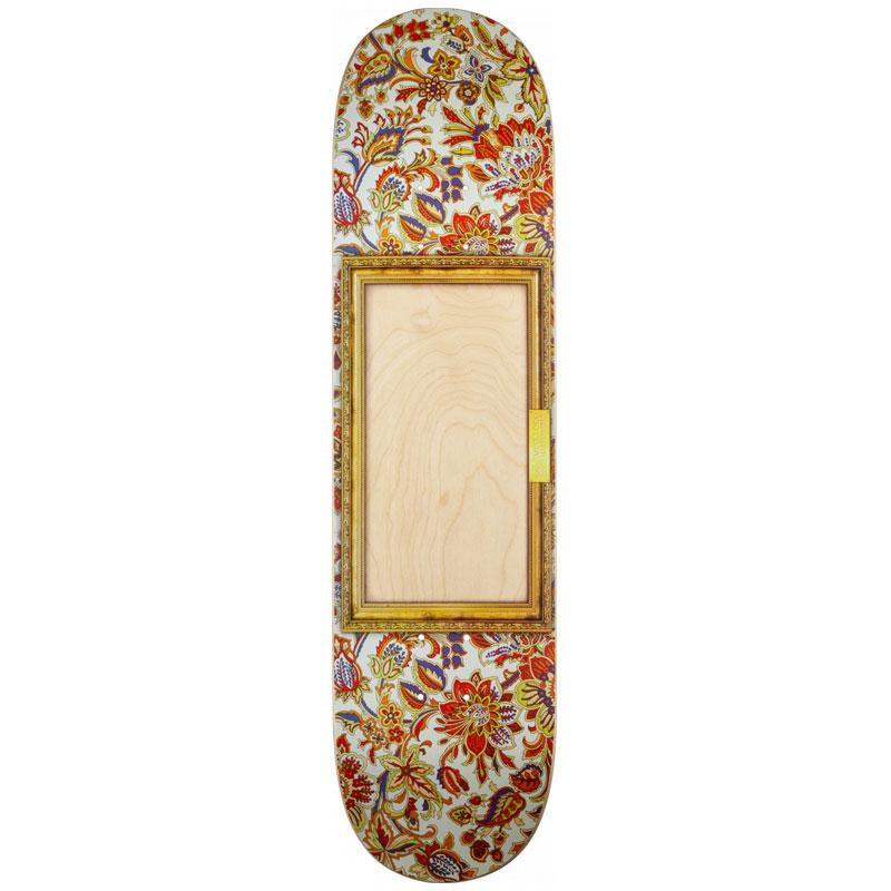 Mini Logo Masterpiece Landscape Skateboard Deck Shape 243 8.25