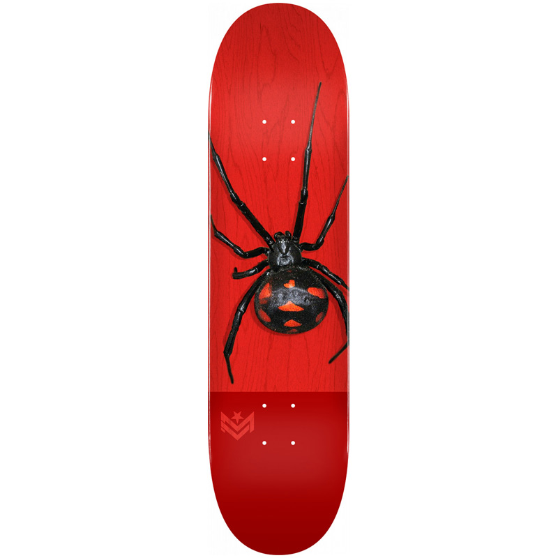 Mini Logo Poison Black Widow 16 Birch Skateboard Deck Shape 242 8.0