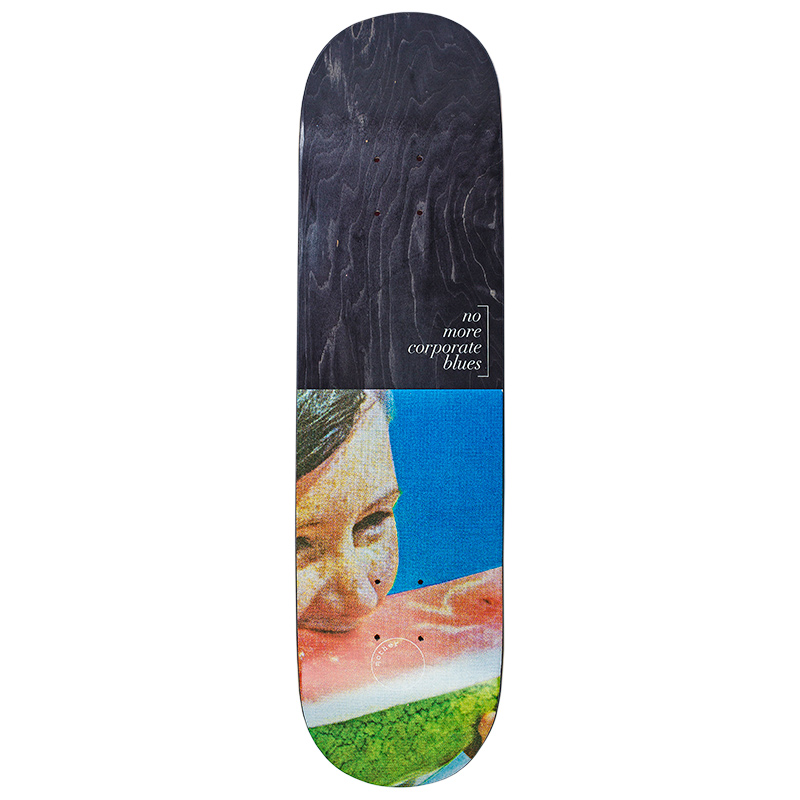 Mother Other - Assorted Colored Veneer Skateboard Deck 8.125