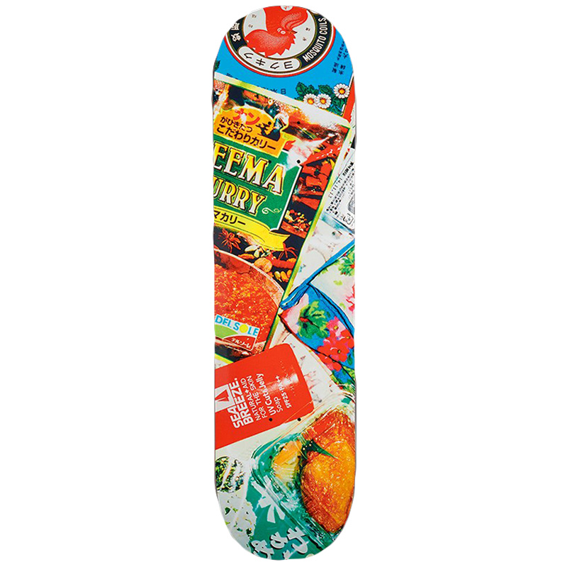 Numbers Mariano Skateboard Deck 8.1