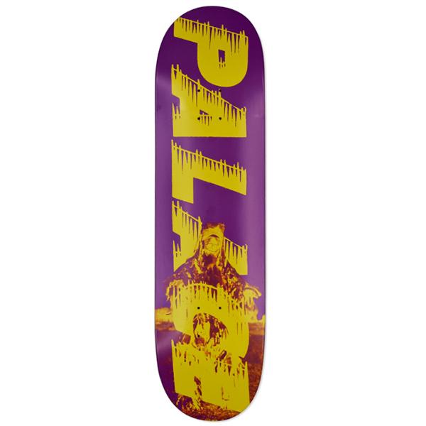 Palace Bankhead Purple Skateboard Deck 8.4
