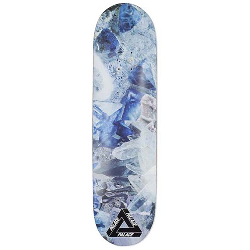 Palace Ben Rocky 3 Skateboard Deck 8.4