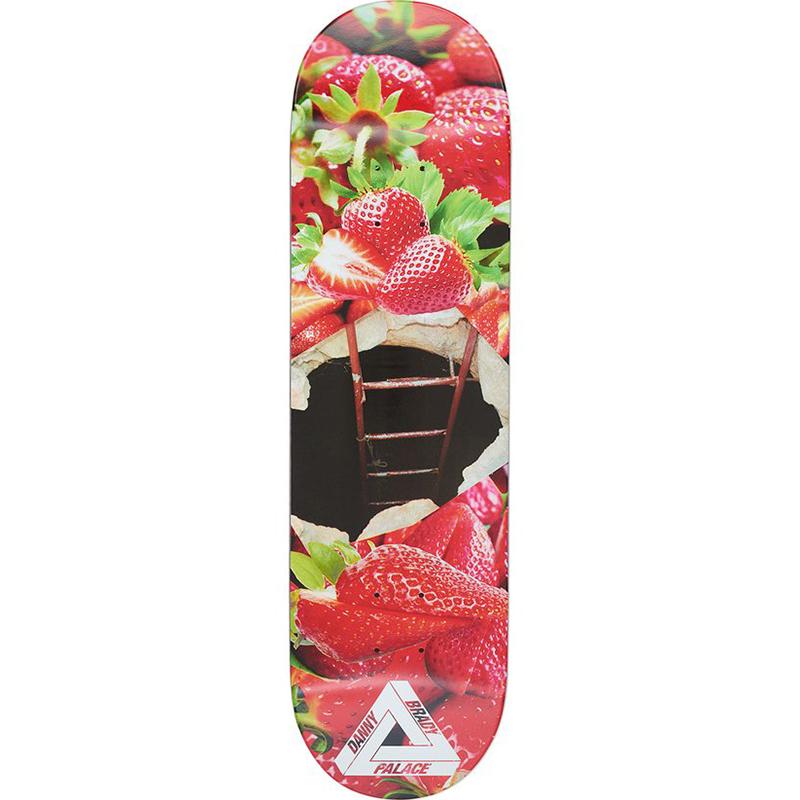 Palace Brady Skateboard Deck 8.1
