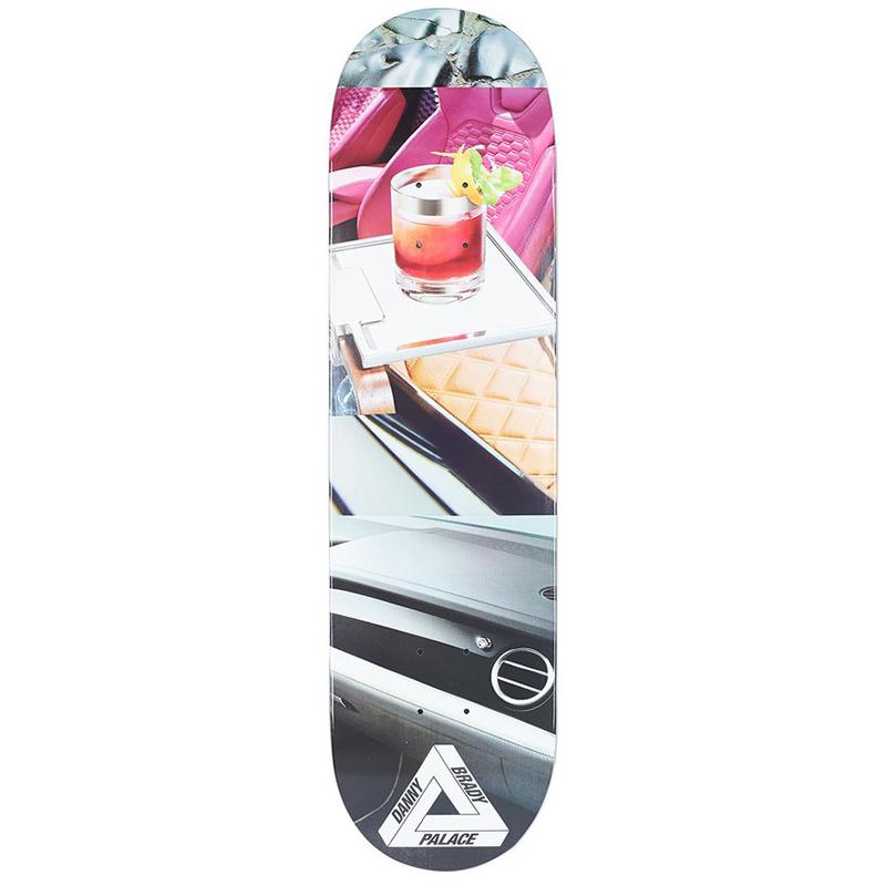 Palace Brady Skateboard Deck 8.125