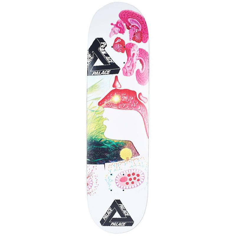 Palace Brian 1 Skateboard Deck 8.38