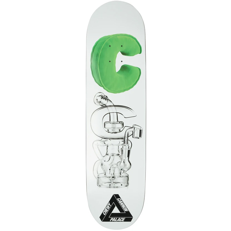 Palace Chewy S26 Skateboad Deck 8.375