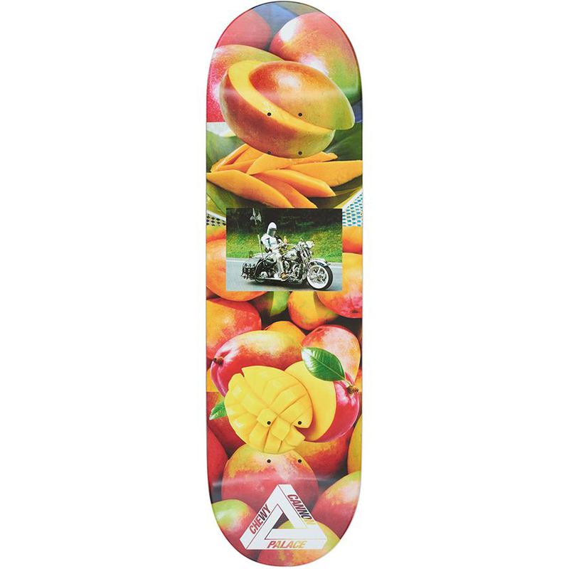 Palace Chewy Skateboard Deck 8.3