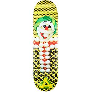 Palace Clarke Pro S13 Skateboard Deck 8.25