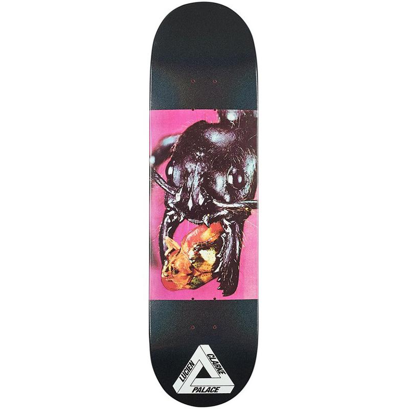 Palace Clarke S14 Skateboard Deck 8.25