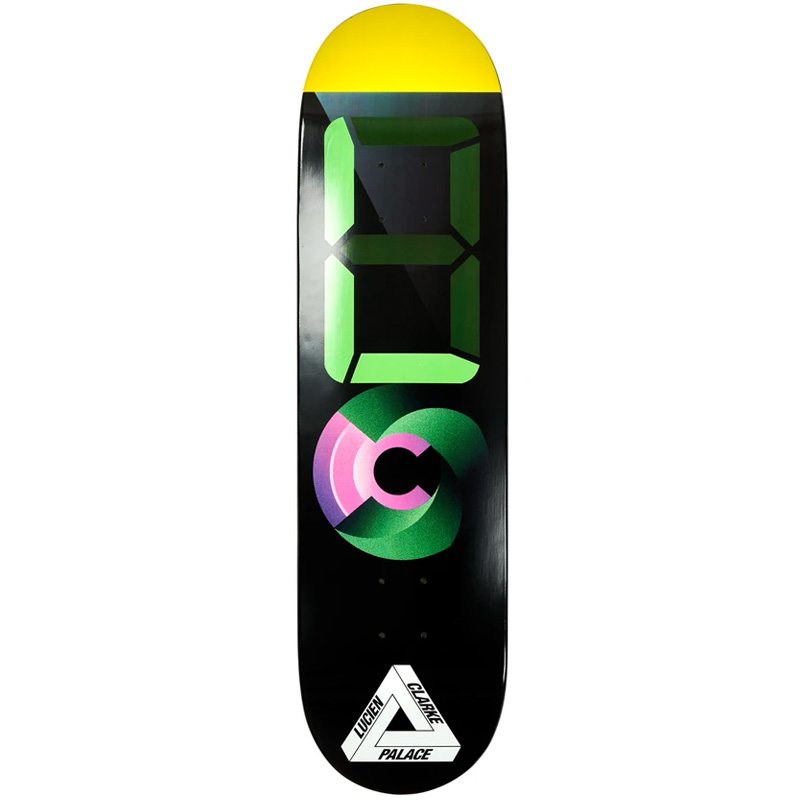 Palace Clarke S26 Skateboad Deck 8.25