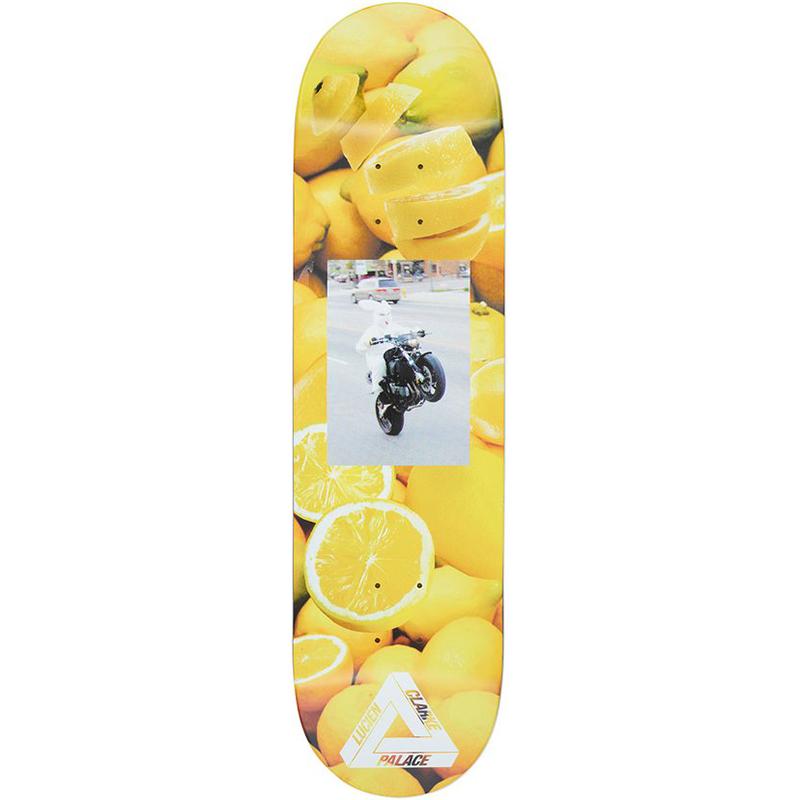 Palace Clarke Skateboard Deck 8.2