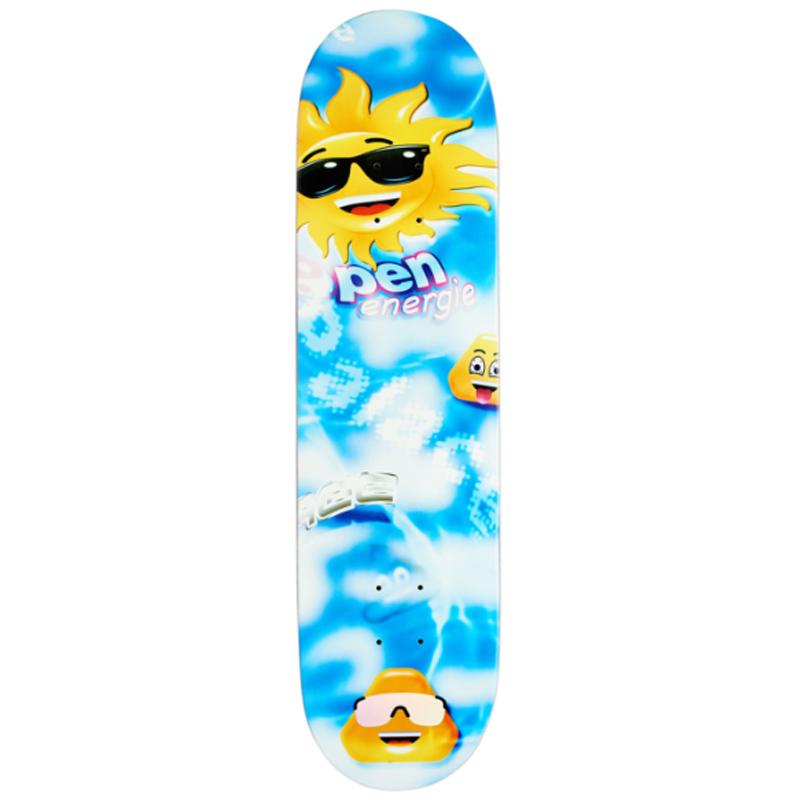 Palace Emoji Skateboard Deck 8.0