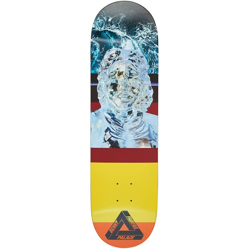 Palace Fairfax Skateboard Deck 8.1