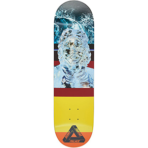 Palace Fairfax Skateboard Deck 8.1