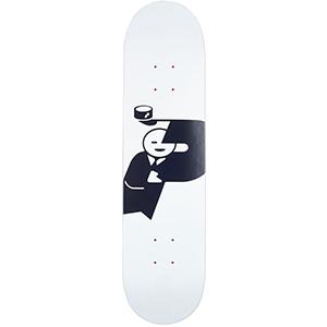 Palace Hatman Purple -Changes color in the sun- Skateboard Deck 7.75