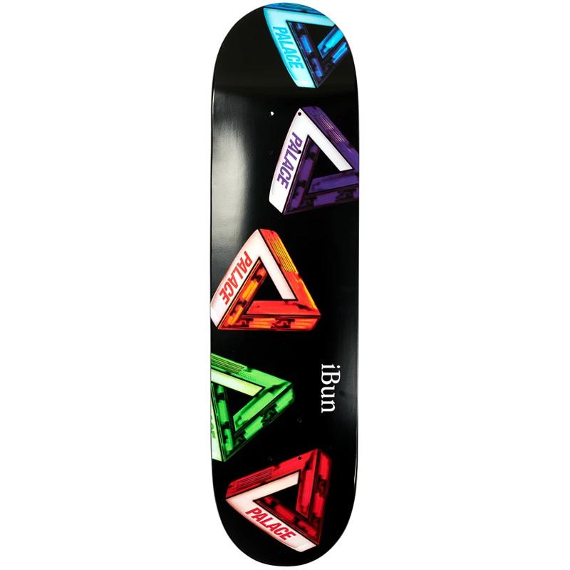 Palace Ich Bun S26 Skateboad Deck 8.375