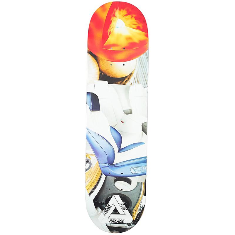 Palace Lucas P 2 Skateboard Deck 8.125