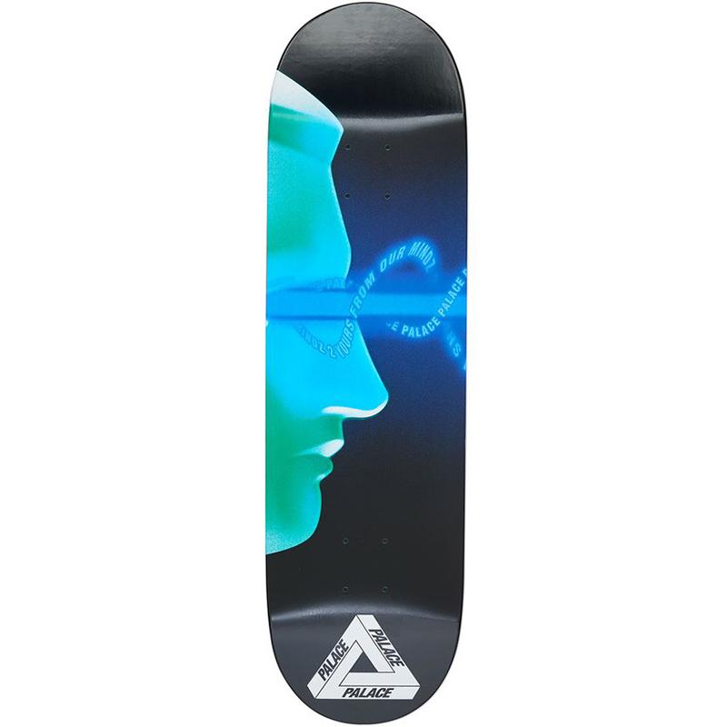 Palace Palazer Your Mind Skateboard Deck 8.3