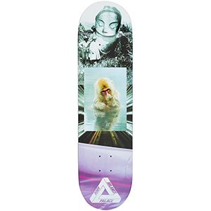 Palace Rory Skateboard Deck 8.1
