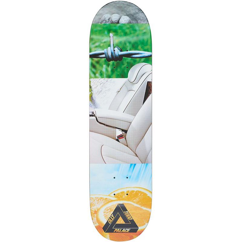 Palace Todd Skateboard Deck 8.0