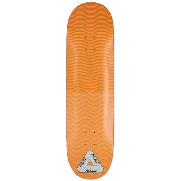 Palace Trippy Stick Three Skateboard Deck 8.5