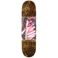 Pass Port Callum Paul Floral Emblems Skateboard Deck 8.25