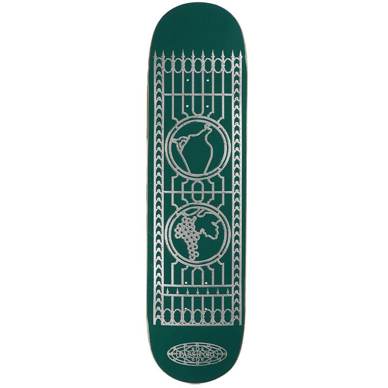 Pass-Port Gated Series Grapes Skateboard Deck 8.0