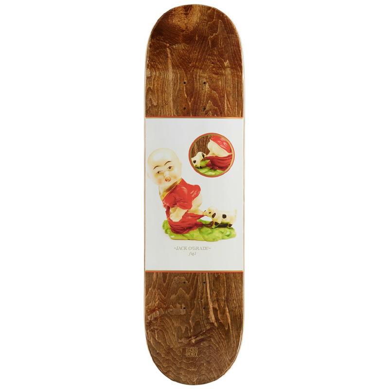 Pass-Port Jack O'Grady Figure 1 Skateboard Deck 8.25