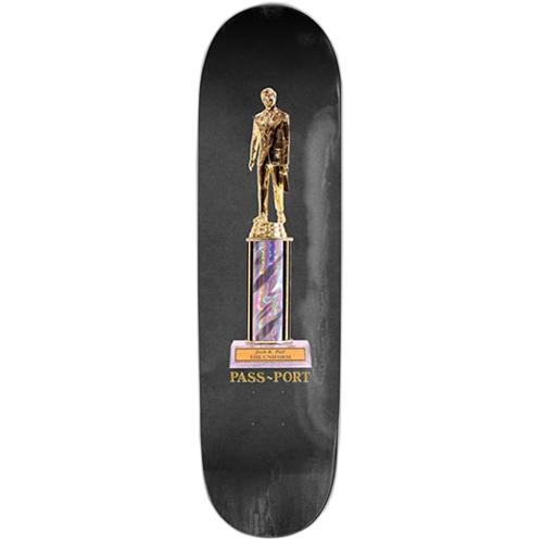 Pass Port Josh Pall Trophy Skateboard Deck 8.25