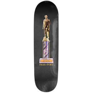 Pass Port Josh Pall Trophy Skateboard Deck 8.25