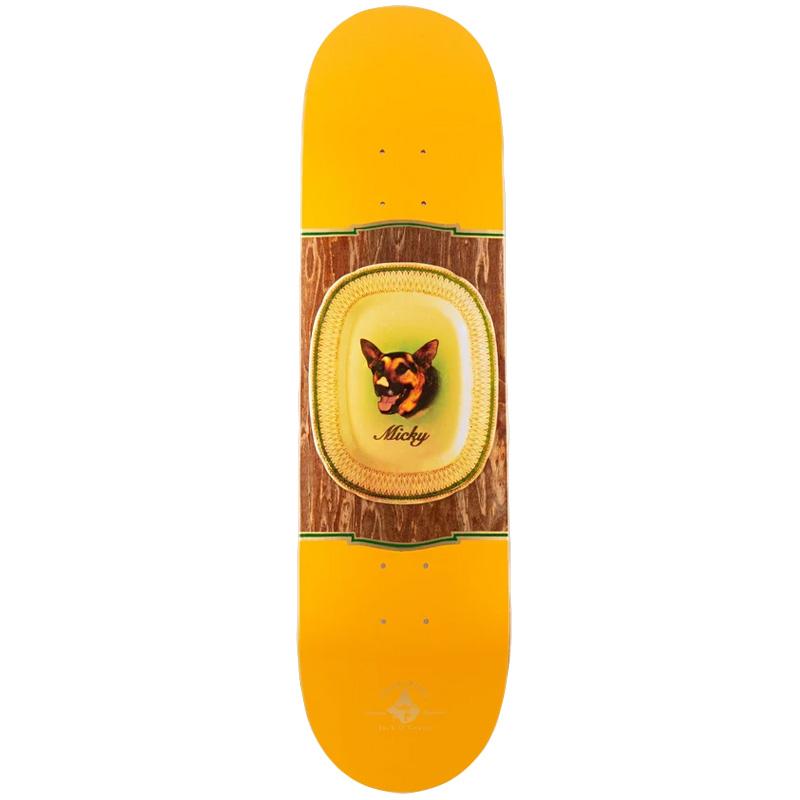 Pass-Port Pet Plate Pro Jack - Micky Skateboard Deck 8.5