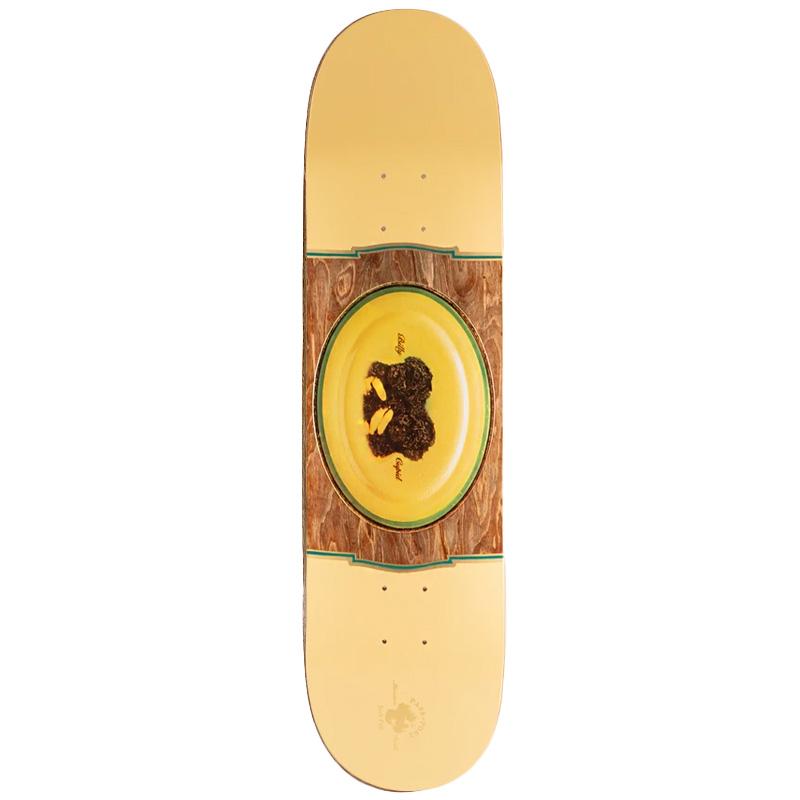 Pass-Port Pet Plate Pro Josh - Billy & Cupid Skateboard Deck 8.38