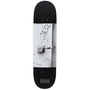Pass Port Rennie Ellis Australian Graffiti Cock Lock Skateboard Deck 8.0