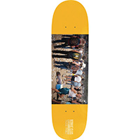 Pass Port Rennie Ellis Face Down Hells Angles Skateboard Deck 8.125