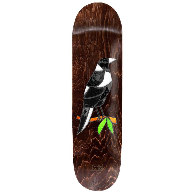 Pass-Port Stainglass Series Callum Paul Maggie Skateboard Deck 8.25
