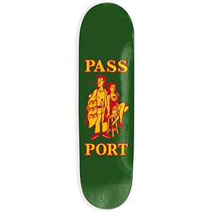 Pass Port Take Aways Skateboard Deck 8.375