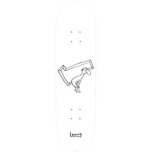 Pass Port Telescope Skateboard Deck 8.125