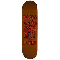 Pass Port Together BYO Skateboard Deck 8.25
