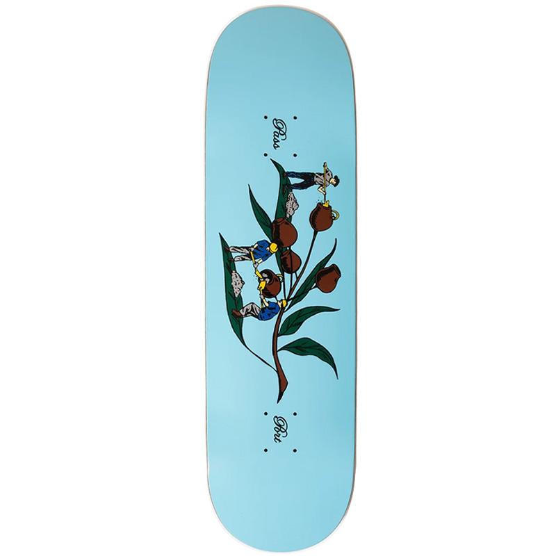 Pass-Port Working Floral Series Mixer Skateboard Deck 8.5