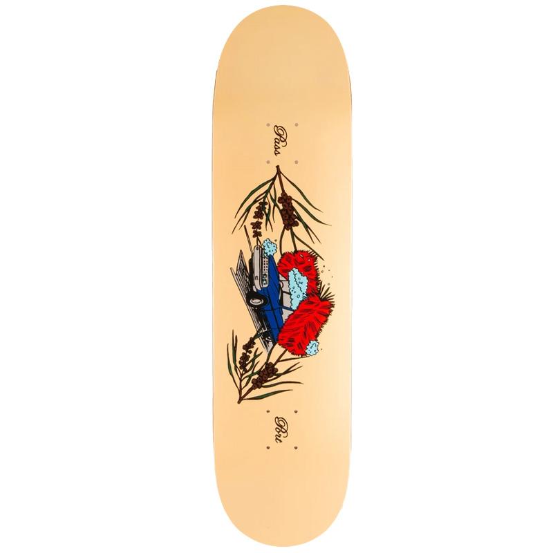 Pass-Port Working Floral Series Wash Skateboard Deck 8.25