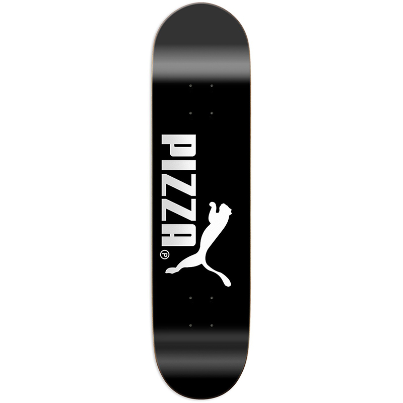Pizza Cat Skateboard Deck 8.0