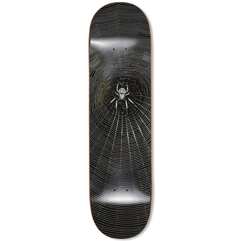 Pizza Chase Webb Skateboard Deck 8.25