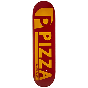 Pizza Fumar Skateboard Deck 8.4