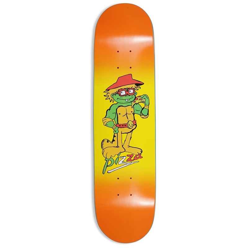 Pizza Mutant Skateboard Deck 8.375
