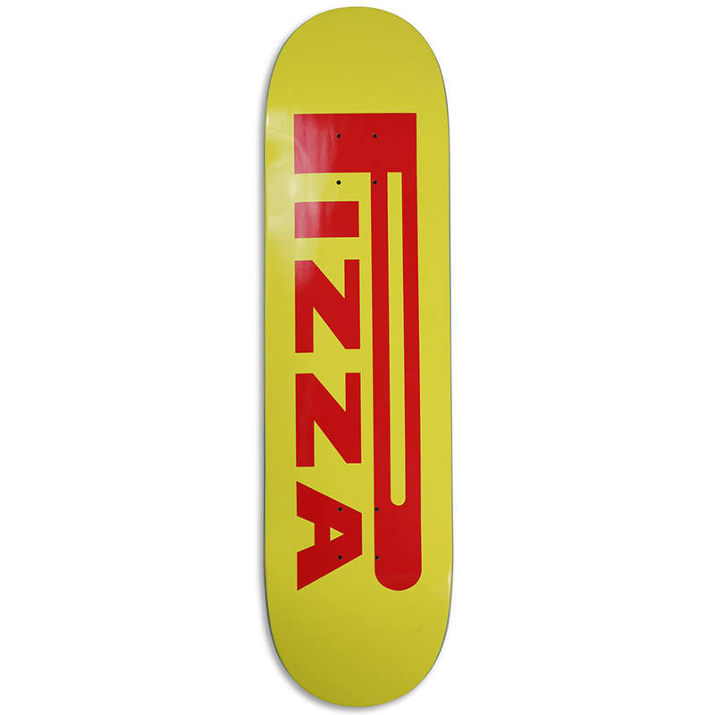 Pizza Pepperelli Skateboard Deck 8.4